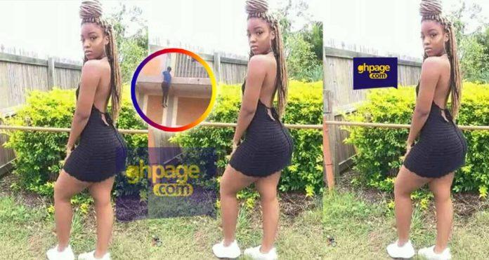Beautiful Nigerian lady commits suicide over broken heart