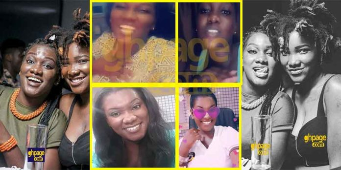 Videos to prove that Ebony's sister is warming up to fill her sister's shoes