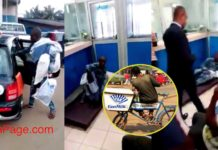 Man who stormed UniCredit had GHC 9,500 saved with them