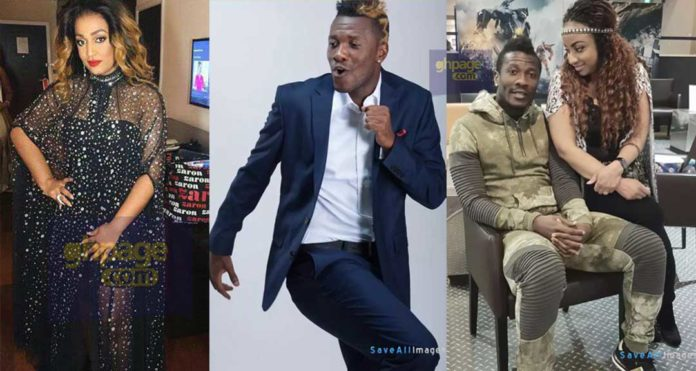 Meet the woman Asamoah Gyan wants to marry after divorcing his wife