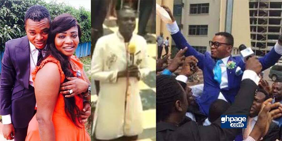 Pastor who accused Angel Obinim of sleeping with his wife apologizes