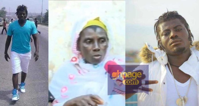 Video: The mother of Kumawood actor stabbed to death finally speaks -Explains how her son died