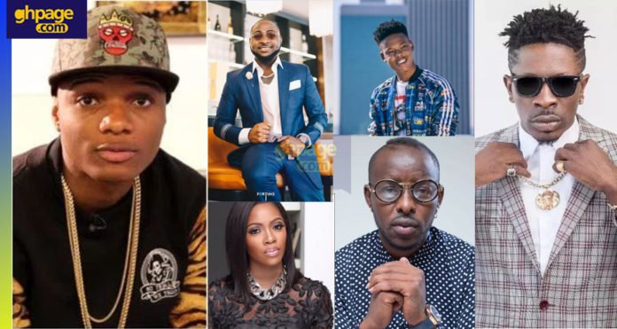 Top 17 best African artists in 2018 according to African Facts Zone