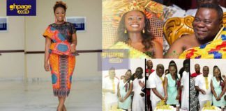 '4th wife' Akua GMB speaks about the future after divorce reports