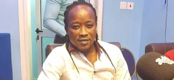 Daddy Lumba's look alike cries for help