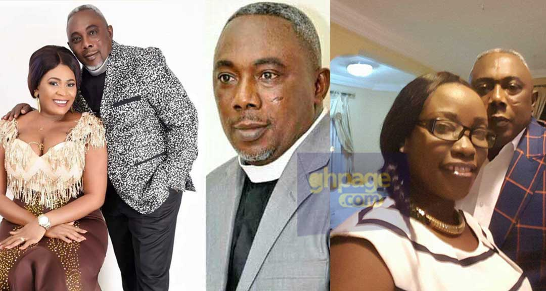 Go and look for your husband;I'm married-Apostle John Prah blasts Nayas