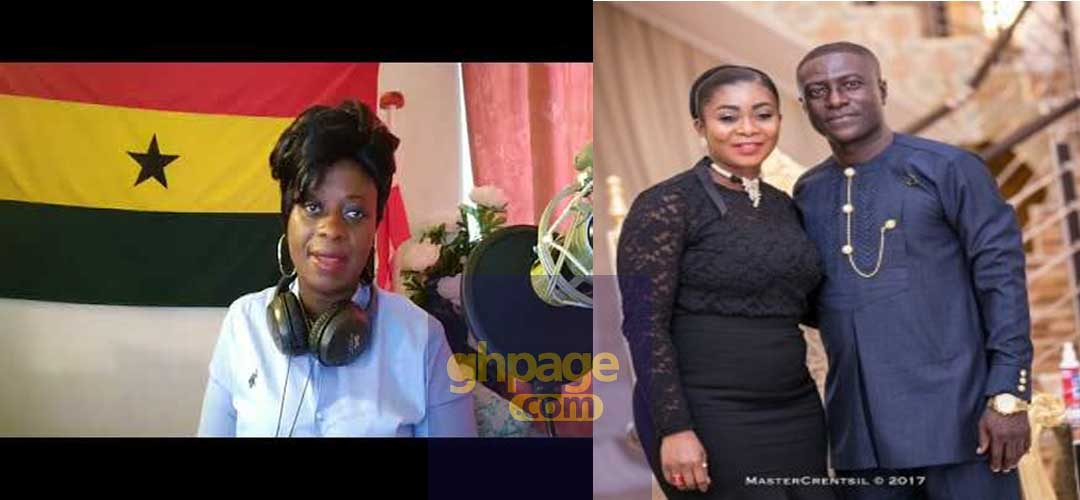 Daakyehemaa descends on Captain Smart after dumping Afia Pokuaa for new wife