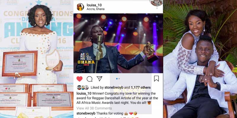 Dr. Louisa reacts to Stonebwoy winning Best Reggae/Dancehall artiste in Africa at AFRIMA 2018