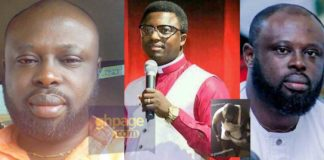 Osofo Appiah caught with married woman was once cursed by Prophet 1