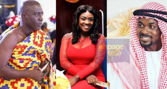 Captain Smart & Emelia Brobbey cry over their money locked at Menzgold
