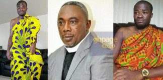 Video: Evangelist Addai is suffering Kwashiorkor in his head-Apostle John Prah reacts to killing mum