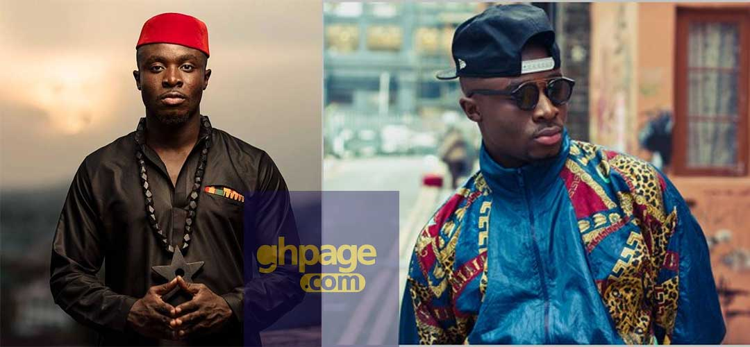 """""""I was embarrassed to be called an African"""" -Fuse ODG"""
