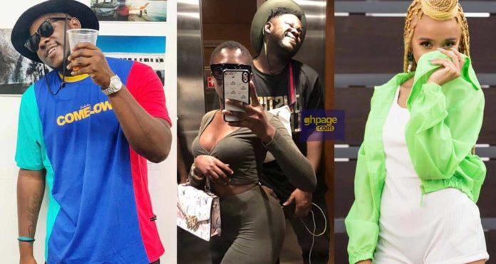 Medikal dumped beautiful Sister Derby for a Toilet Reservoir,Fella-Fan