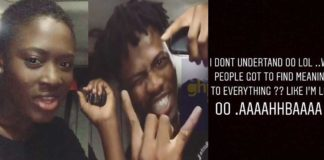 Fella Makafui reacts to video of her calling Kwesi Arthur a Bestie