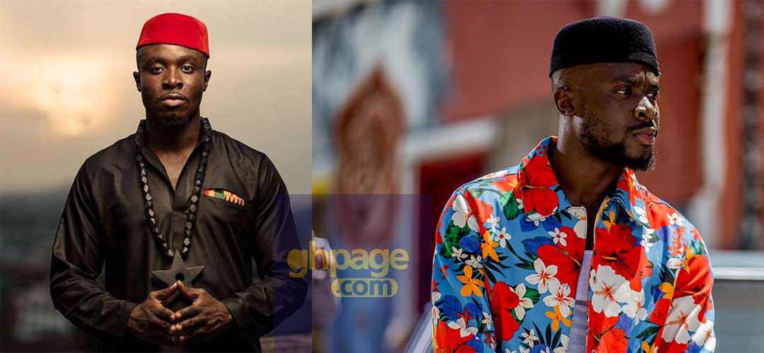 I maintain peace by keeping my private life off social media- Fuse ODG