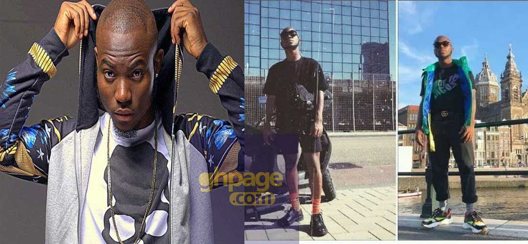 """""""I am experiencing places I see on TV; Praise to GOD"""" -King Promise"""