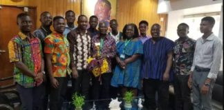 Katanga and Conti to be revert back to all male halls by KNUST authorities