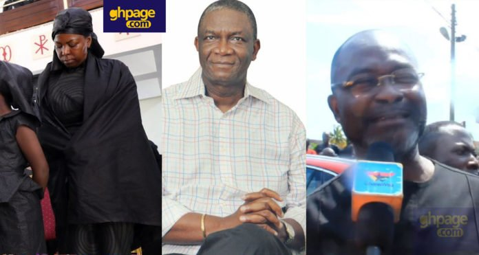 How the Late Agyarko's wife told him 'Life is too short' - Ken Agyapong sadly narrates