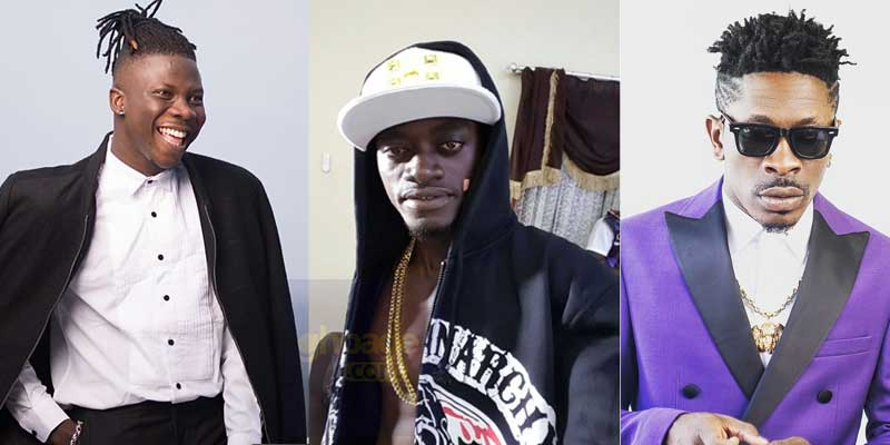 I'll rather collaborate with Liwin than Shatta Wale – Stonebwoy