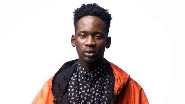 2018 has been a good year -Mr Eazi