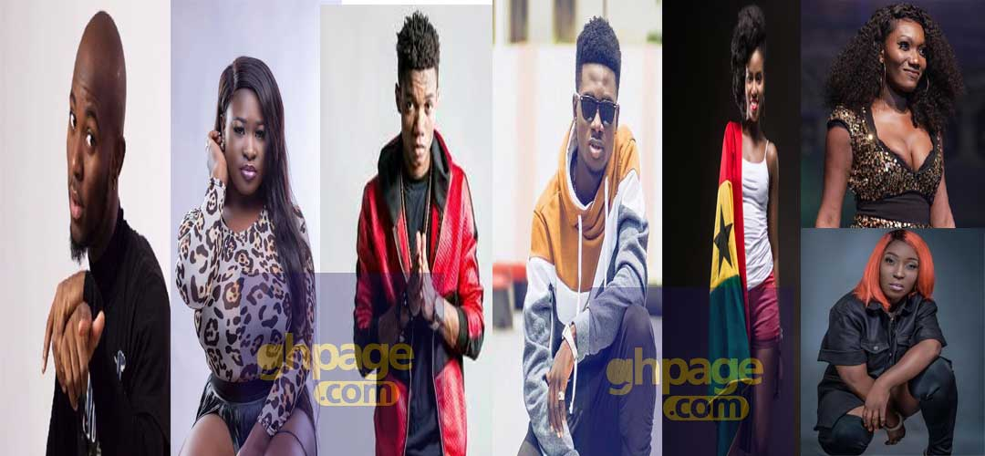 10 Ghanaian musicians in their 20s making waves in the music industry