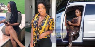 Men fu*ck you and pay as low as GH¢500-Angry Moesha Boduong descends on Efia Odo