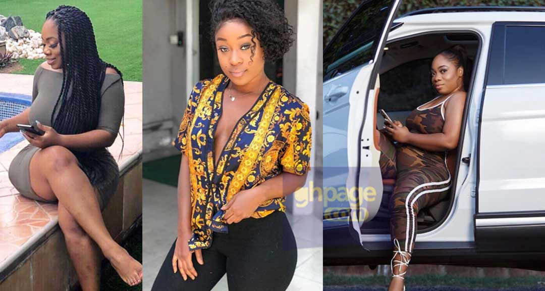 Moesha Buodong sends a gruff reply to Efia Odo for calling her a cow