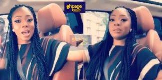 Moesha Buduong mess-ups lyrics of Obrafuor&Sarkodie's 'Moesha' song