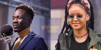 I want to have a collaboration with Rihanna – Mr. Eazi