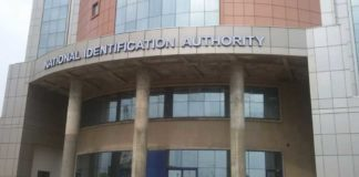 Lady sacked from NIA head office whiles trying to register