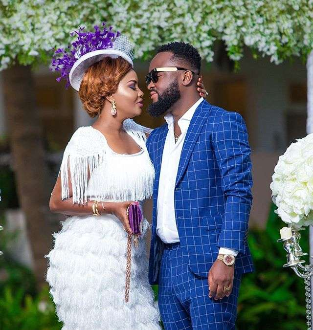 Nana Ama McBrown and Maxwell expecting their first child - Nana Ama Mcbrown gives birth in Canada