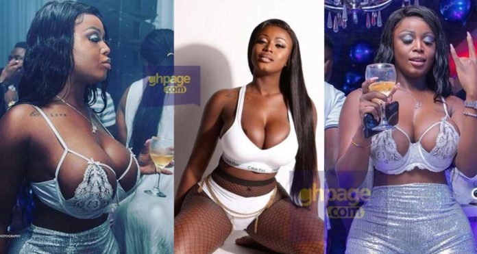Nina Richie reveals why she went almost naked at DJ Mensah's Party