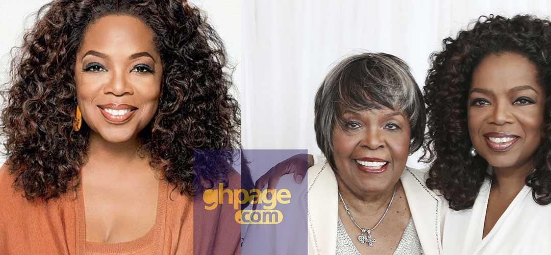 Oprah Winfrey's mother kicks the bucket at age 83.