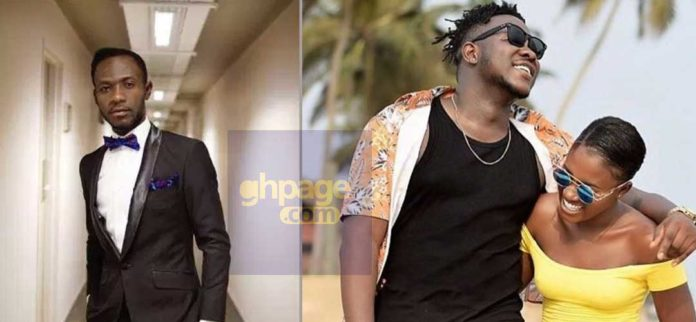 Okyeame Kwame asks Ghanaians to leave Medikal and Fella Makafui alone