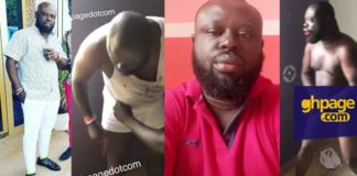 More Photos of Osofo Appiah who was caught naked in bed with a married woman +[Video]