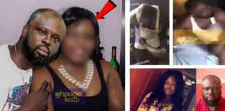 Osofo Appiah's wife breaks silence; threatens to deal with Deborah