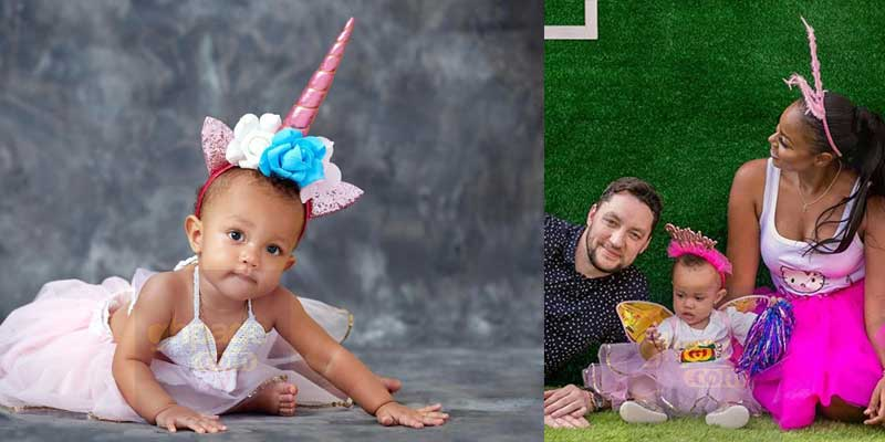 Yvonne Nelson celebrates daughter's birthday with baby daddy