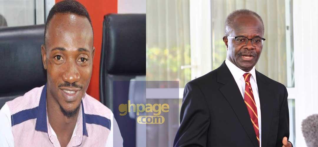 Kumawood Actor Salinko appeals to Dr Nduom to be sociable