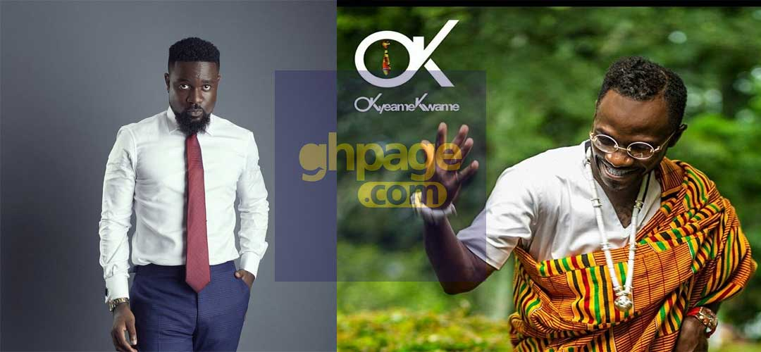 """Okyeame Kwame is an inspiration, I am proud of him"" -Sarkodie"