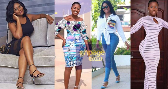 Sandra Ankobiah also snatched someone's husband;talk about her-Fella