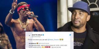 "Shatta Wale blasts top producer for delaying the release of ""My Level"" music video"