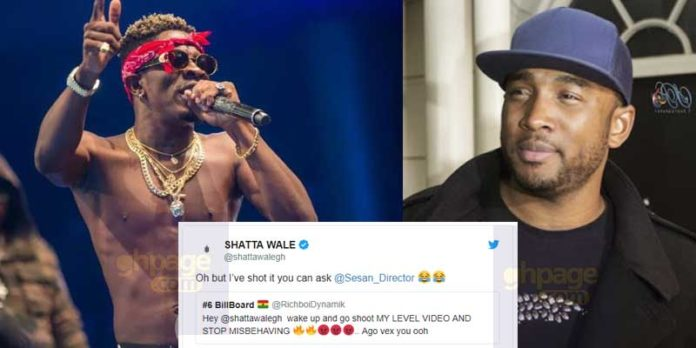 """Shatta Wale blasts top producer for delaying the release of """"My Level"""" music video"""
