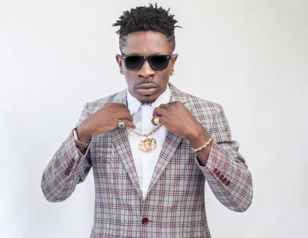 Shatta Wale 5 602x464 - Shatta Wale releases 'diss' song for Pope Skinny