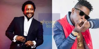 """Sonnie Badu sings along to Shatta Wale's """"My Level"""" song"""