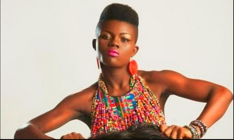 Wiyaala shows of her football skills and desire to join Black Queens