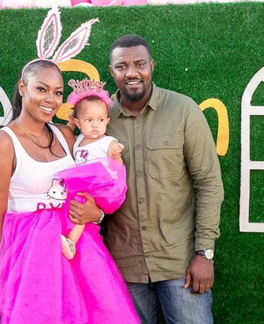 yvonne nelson 7 - Yvonne Okoro explains Yvonne Nelson's absence from John Dumelo's wedding