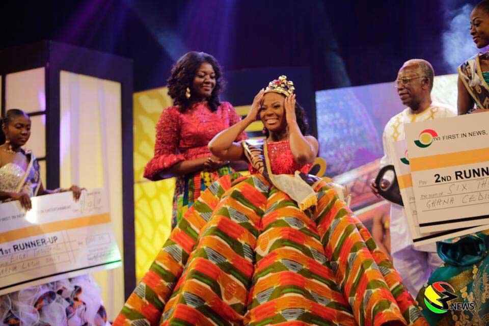 Abena from Eastern Region crowned Ghana's Most Beautiful 2018 winner -  GhPage