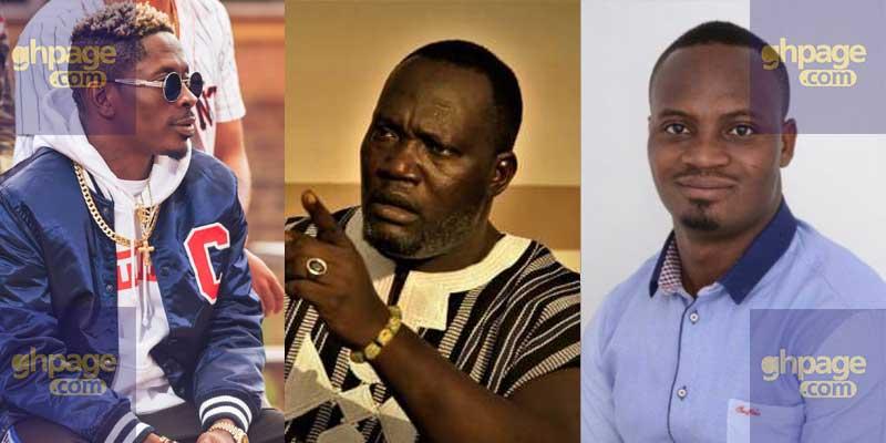 Prophet Adom prays for Shatta Wale to rebuke death prophesy and blasts Bishop Nyarko