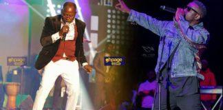 Amakye Dede's legendary performance 'saves' Sarkodie's Rapperholic Concert