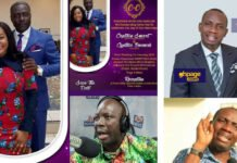 Controversial counsellor, George Lutterodt has bashed Captain Smart after he proposed to his wife-to-be Akosua Dwamena at the 3G awards held in the USA.